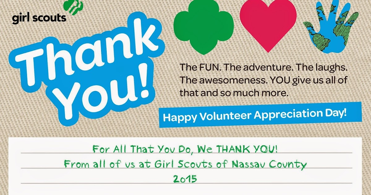 girl scouts of nassau county happy girl scout leader