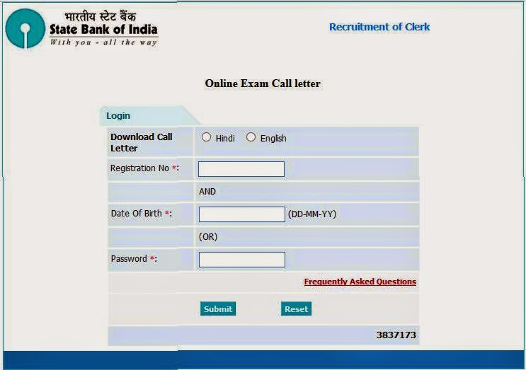download challan form of indian bank