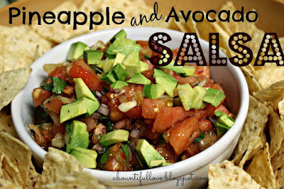 http://www.abountifullove.com/2014/04/pineapple-and-avocado-salsa.html