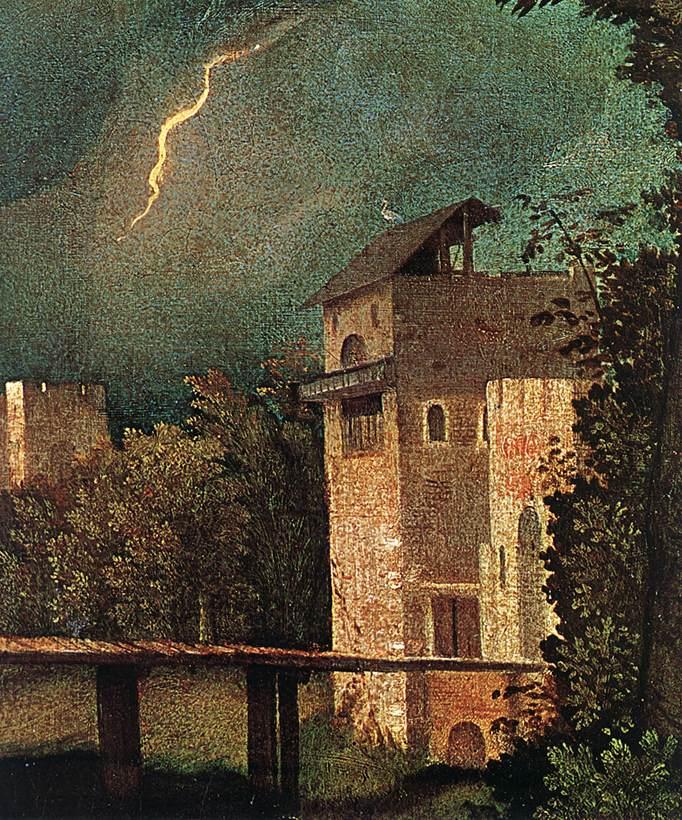 la tempesta di giorgione. of Giorgione#39;s quot;Tempestquot;
