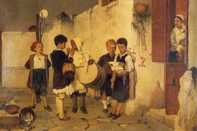 «Καλήν ημέραν άρχοντες…» στις γειτονιές της Ελλάδας