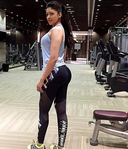 desi fitness girl