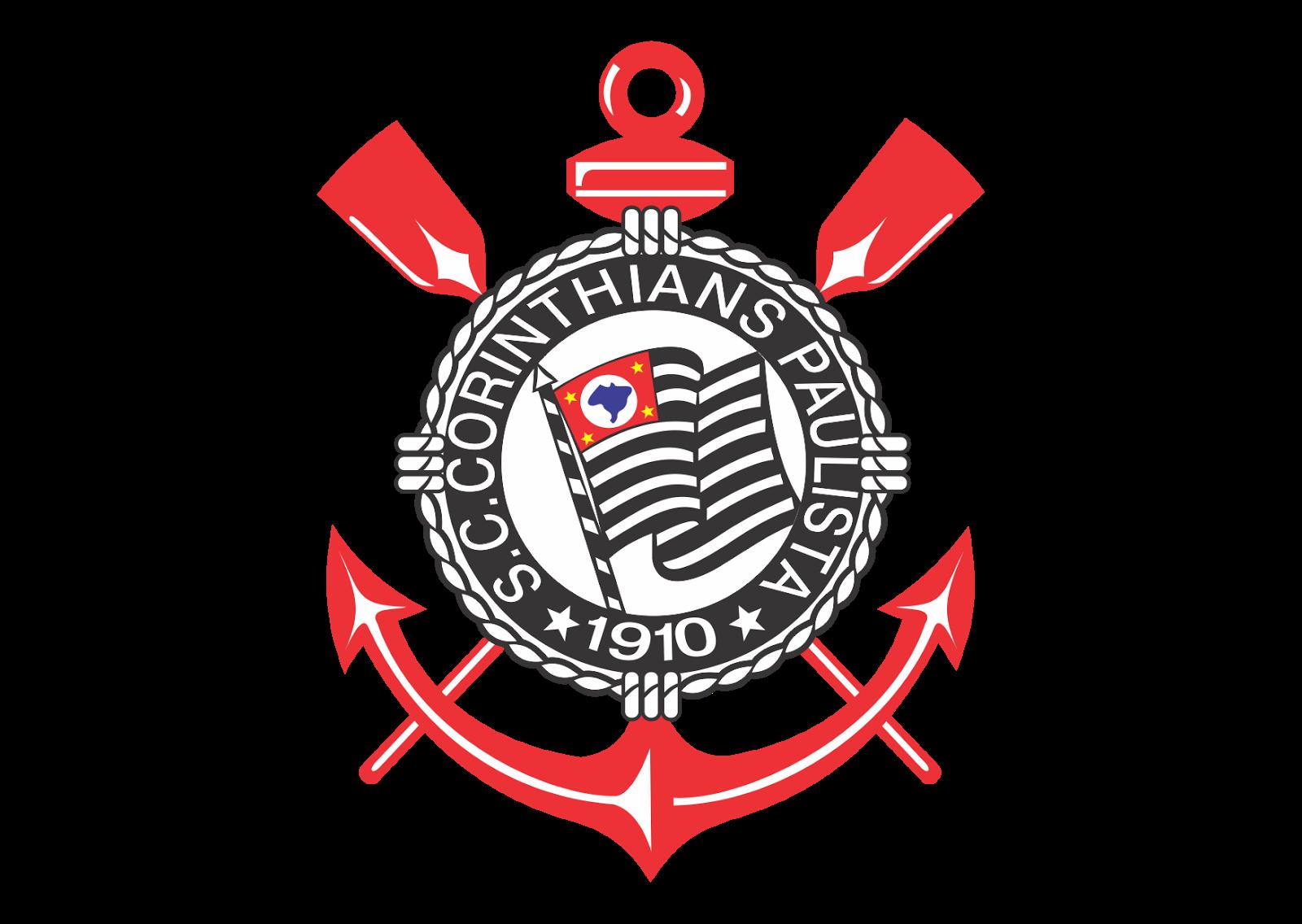 Corinthians Paulista Logo Vector download free