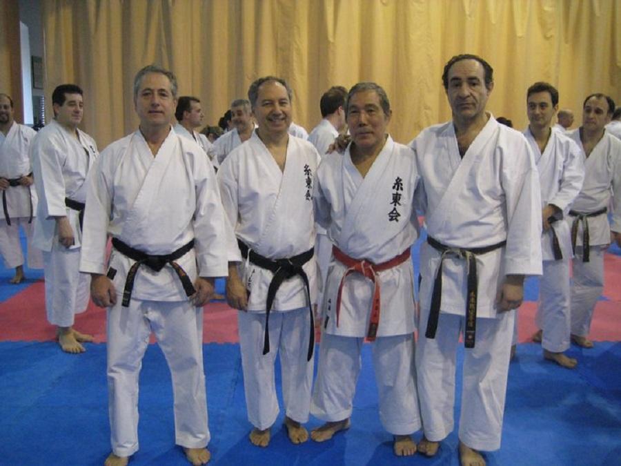 Karate shito ryu asturias xxv aniversario de la apertura for Gimnasio 4 torres
