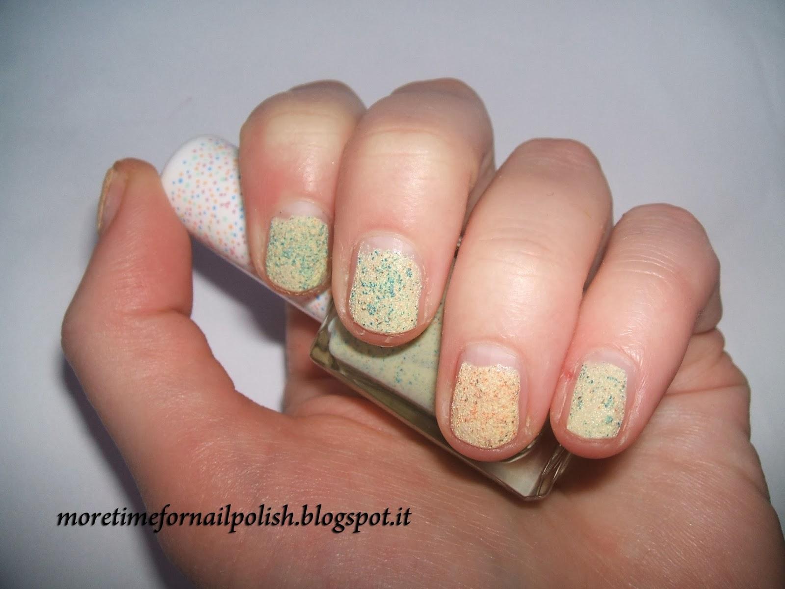 Time for Nail Polish: Kiko Cupcake Nail Lacquer 648 & 656