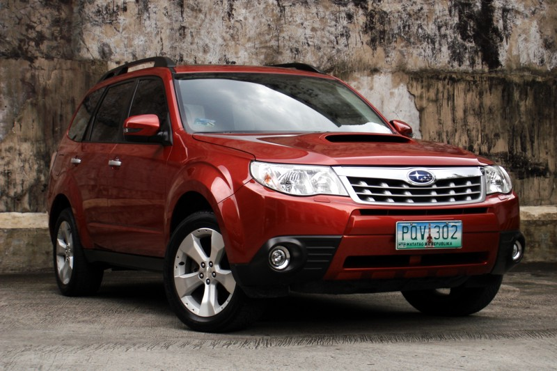 review 2012 subaru forester xt philippine car news car. Black Bedroom Furniture Sets. Home Design Ideas