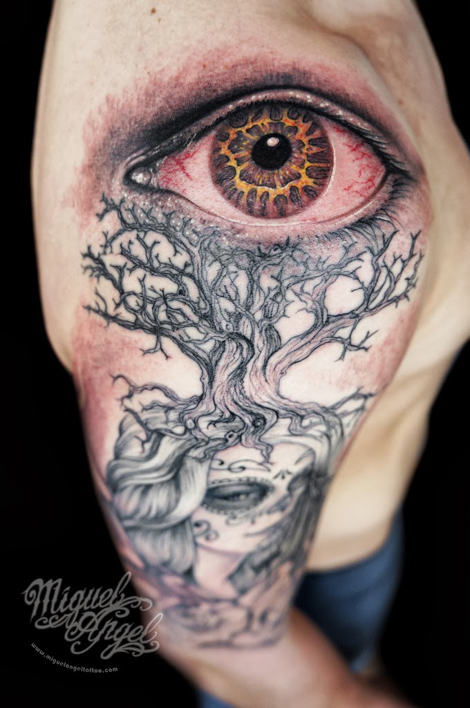 Angel of death tattoos 2013 for Angel of death tattoo