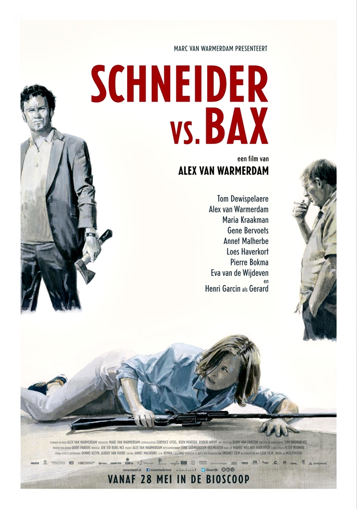 Póster: Schneider vs. Bax