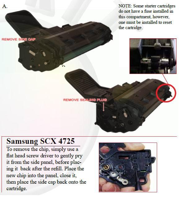 Samsung 4725 драйвера