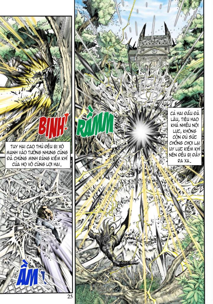 Tân Tác Long Hổ Môn chap 204 - Trang 23