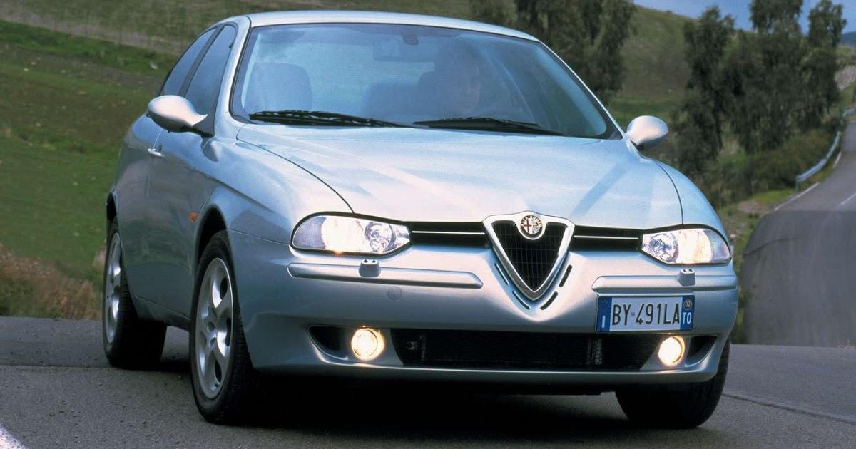Car Picture Alfa Romeo 156 1998