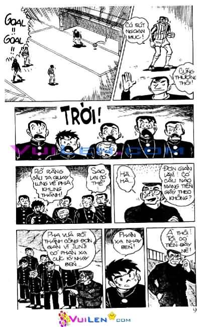 Jindodinho - Đường Dẫn Đến Khung Thành III  Tập 6 page 9 Congtruyen24h