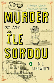 Giveaway - Murder on the Ile Sordou