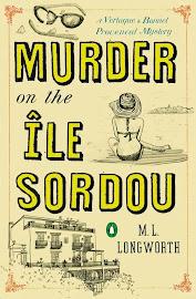 Giveaway - Murder on the Ile Sordou