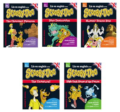 Lis en anglais - Scooby-Doo