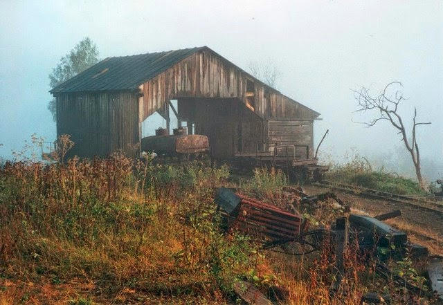 10 lugares abandonados