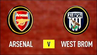 Prediksi West Bromwich vs Arsenal 13 Mei 2012