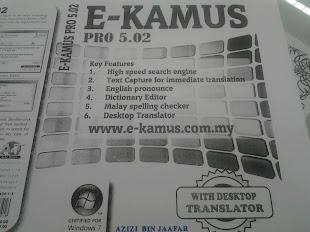 Peasanan E-Kamus 0129556569
