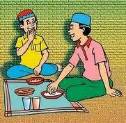 Adab-Adab Ketika Makan