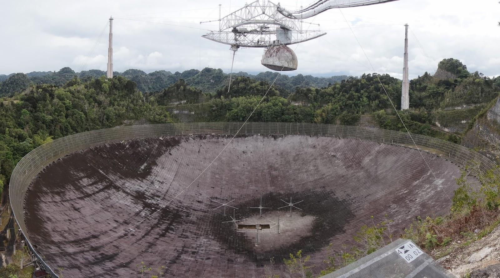 Arecibo Observatory, science, Puerto Rico, telescope