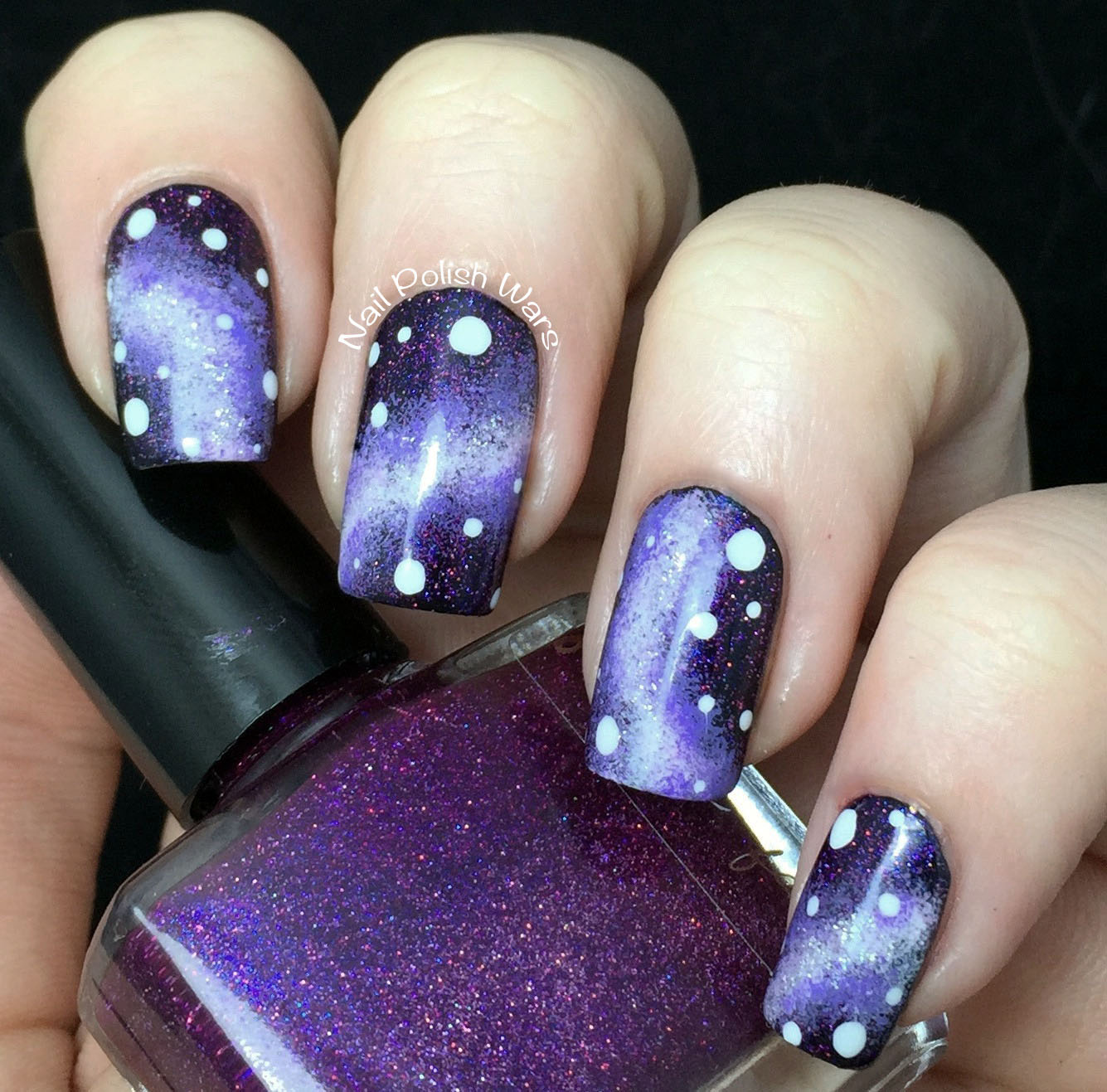 Nail Polish Wars: Galactic