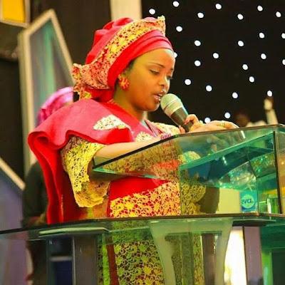 Reverend Lucy Natasha