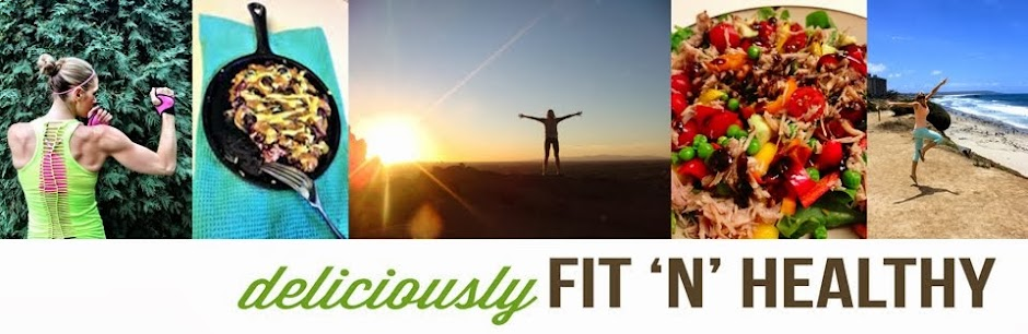 Deliciously Fit 'N' Healthy