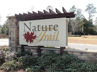 Nature Trail Subdivision in Beulah, FL 32526