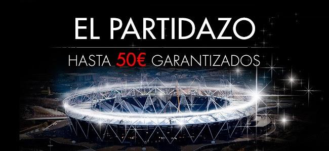 sportium 50 euros garantizados