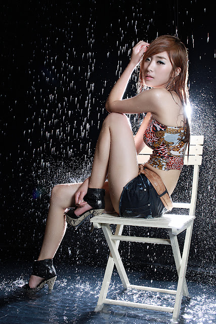 4 Minah - Let it Rain-very cute asian girl-girlcute4u.blogspot.com