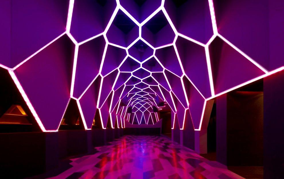 Light Architecture Josefine Roxy Club Savassi