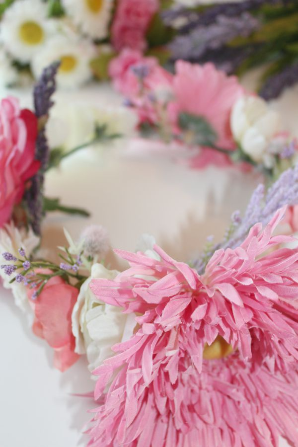 diy flower crowns