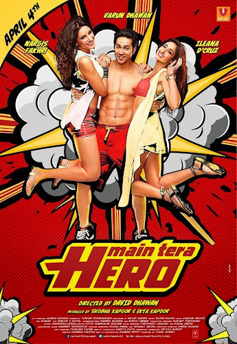 Main Tera Hero (2014) Movie Poster