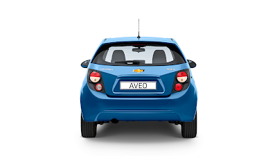 PROMO CHEVROLET ALL NEW AVEO