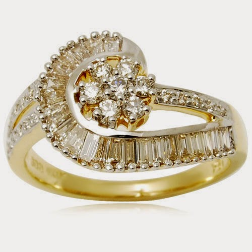 Design Gold Rings For Girls Finger ring designs