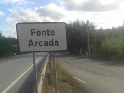 Fonte Arcada