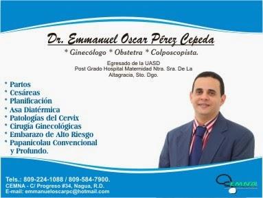 Dr Emmanuel Oscar Perez Cepeda