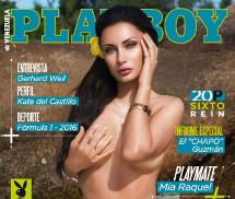 Anna Grigorenko Playboy Venezuela Março 2016