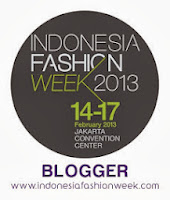 INDONESIA FASHION WEEK BLOGGER