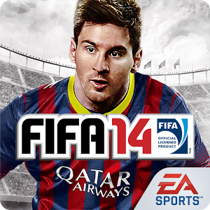 FIFA 2014 APK + Data Android Game