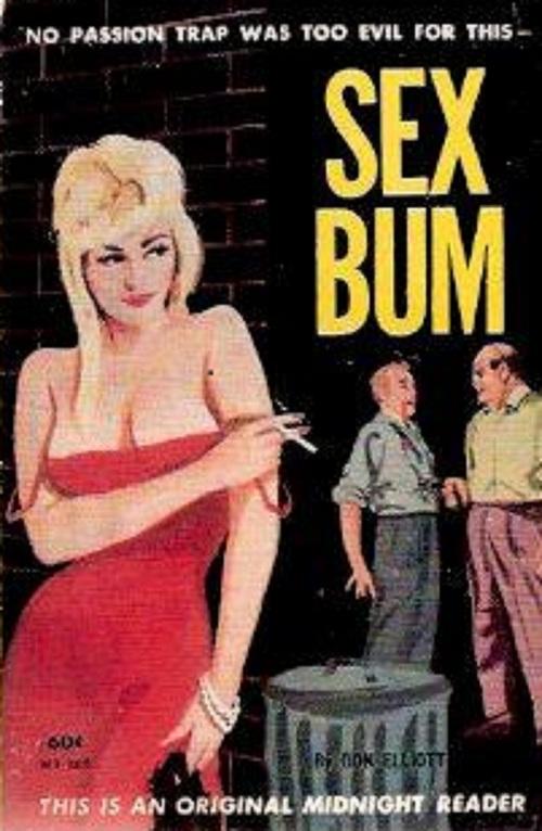 Gang Girl/Sex Bum - Don Elliott (Robert Silverberg)