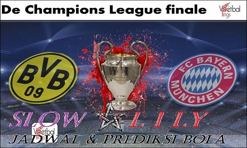 ... PREDIKSI SKOR DORTMUND VS BAYERN MUNCHEN 26 MEI 2013 FINAL CHAMPION