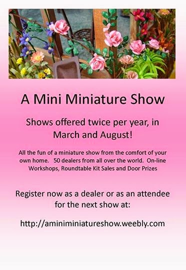 A Mini Miniature Show
