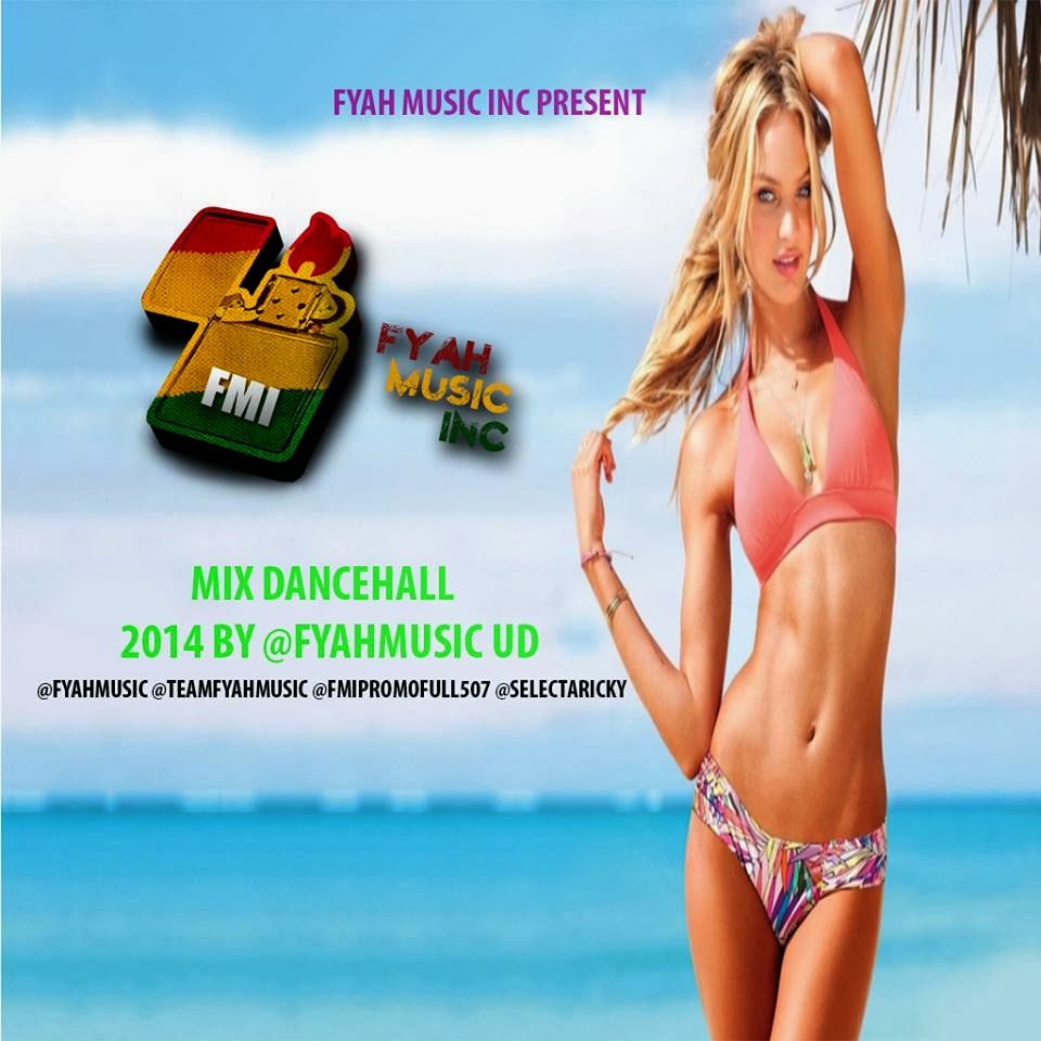@FYAHMUSIC PRESENT #ESTRENO MIX DANCEHALL 2014 BY @FYAHMUSIC UD [FMI].mp3