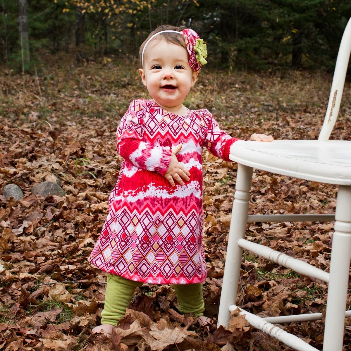 Long sleeve baby dress pattern story mammacandoit long baby dress sewing pattern jeuxipadfo Image collections