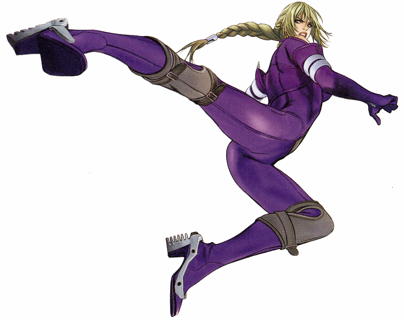 Nina Williams Roberto Ferrari