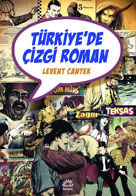 Türkiye'de Çizgi Roman