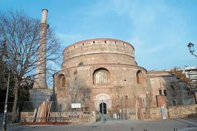 Διχάζει ξανά η Ροτόντα της Θεσσαλονίκης