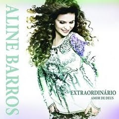 CD de Aline Barros é Vencedor do Grammy Latino