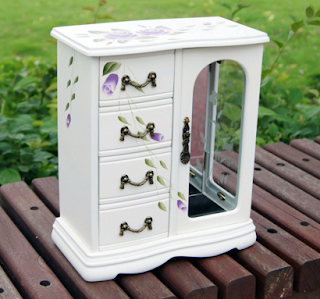 Jewelry Boxes For Girls Ideas